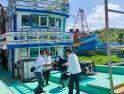 Pemkab Kayong Utara Bekerjasama dengan DPMPTSP dan DKP Kalbar Urus Dokumen Kapal bagi Nelayan