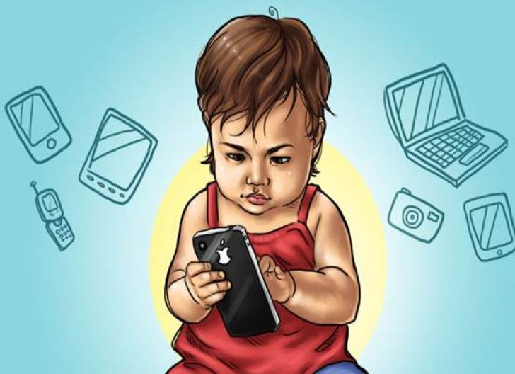 Photo of Lindungi Anak dari Penyalahgunaan Gadget
