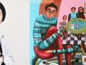 Dikenal Mendunia Lewat Gacon, Imelda Adams Hadirkan Lukisan Unik Lain di Mileston Seni Rupa