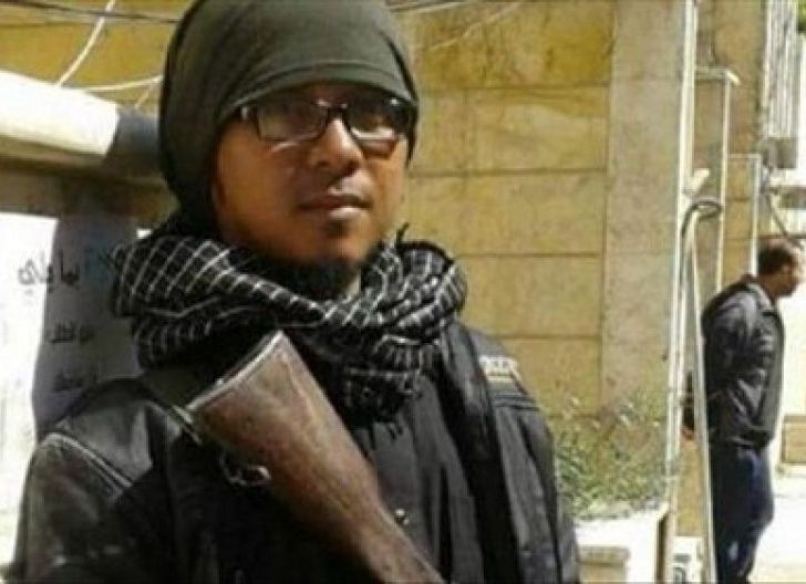 Photo of Bom Makassar: Bahrun Naim, Chairman of ISIS Indonesia, Malaysia and the Philippines