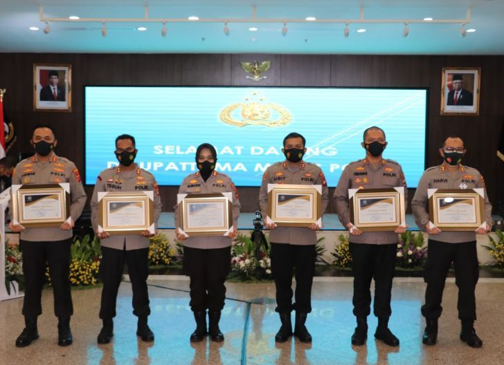 Photo of Polres Melawi Terima PenghargaanKemenkeu