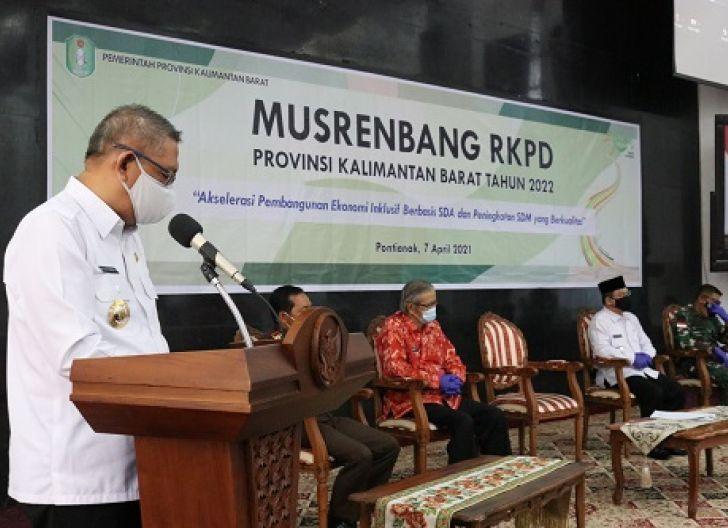 Photo of Gubernur Kalbar Targetkan Kondisi Jalan Provinsi 85 Persen dalam Kondisi Mantap di 2022