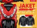 Beli Honda BeAT, Dapatkan Jaket Keren dari Astra Motor Kalbar