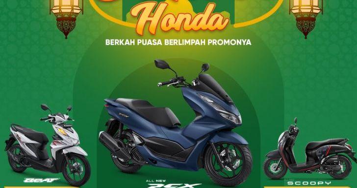Promo Berkah Ramadan Khusus Angsuran dari Astra Motor Kalbar
