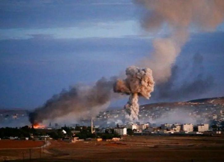 Photo of Rudal Israel Hantam Damascus, 4 Tentara Suriah Terluka