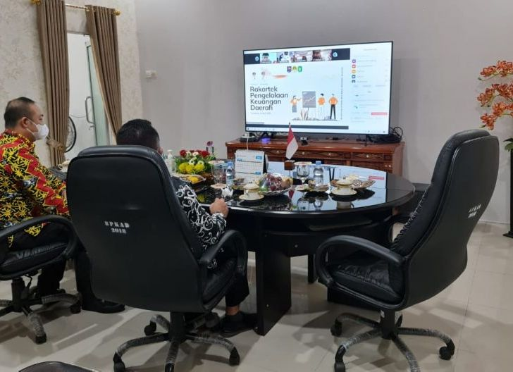 Photo of BPKAD Gelar Rakortek Pengelolaan dan Penatausahaan Keuangan