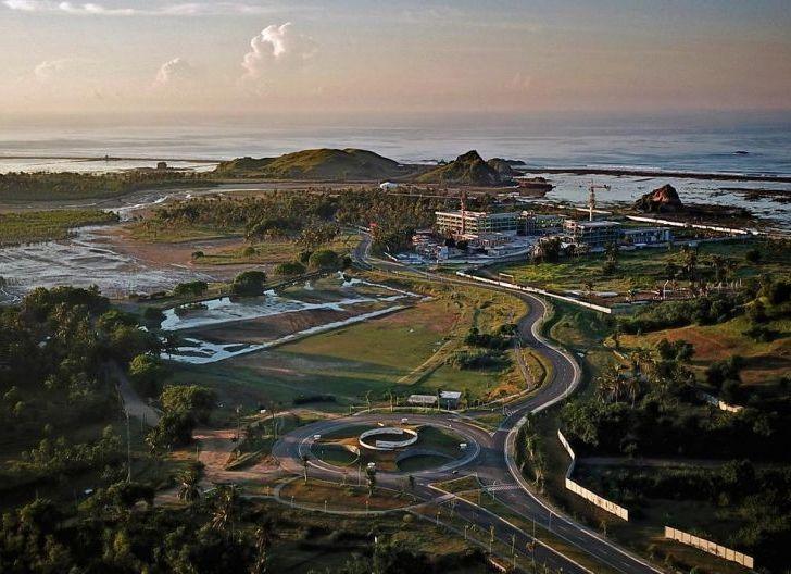 Photo of Ditarget Selesai pada Juli 2021, Mandalika Circuit Pukau Legenda MotoGP