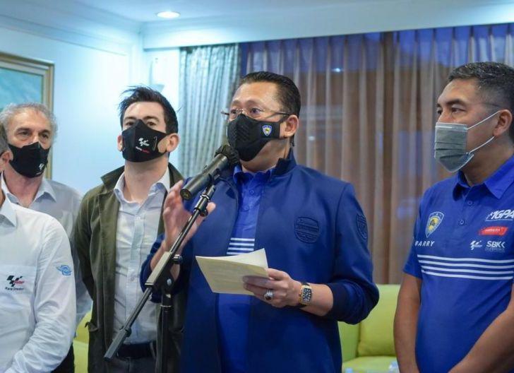 Photo of Ketua MPR, Dorna Sports dan FIM Tinjau Kesiapan Sirkuit Mandalika Lombok
