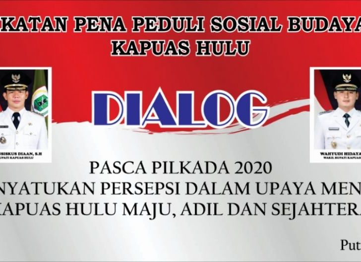 Photo of Organisasi IP2SB akan Melaksanakan Dialog Kapuas Hulu Hebat