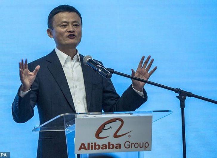 Photo of Dituding Monopoli, China Denda Pengusaha Digital Jack Ma US$2,75 Miliar