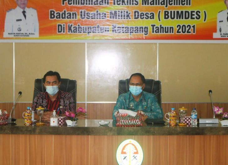 Photo of Pemda Gelar Kegiatan Pembinaan Teknis Manajemen Bumdes