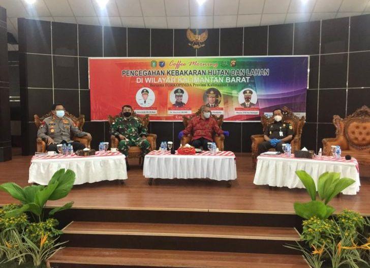 Photo of Perusahaan Lalai Cegah Karhutla, Kajati Kalbar: Kami Bubarkan!