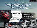 Berhadiah Skutik Honda Terbaru, Ini Syarat Mengikuti PCX160 Vlog Challenge