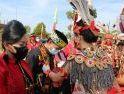 Pelaksanaan Ritual Adat Naik Dango ke XXXVI Kabupaten Landak Tahun 2021