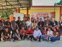 Sosialisasi Empat Pilar di Desa Amboyo Utara, Maria Goreti: Kita Berbeda, Kita Indonesia
