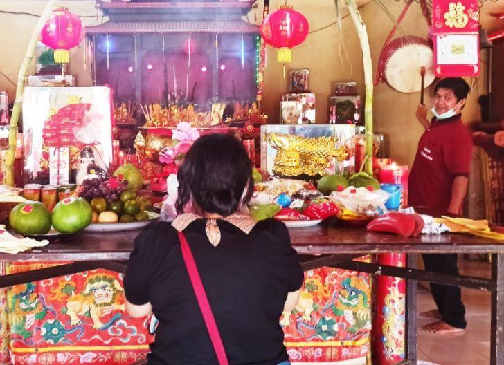 Photo of Peringatan HUT Klenteng Thian How Sia Bao Dirayakan dengan Sederhana