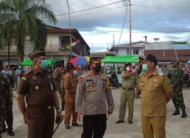Photo of Bupati bersama Forkopimda Tinjau Lokasi Rencana Operasi Ketupat 2021