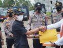 Ketua DPRD KKU Beri Penghargaan Kepada Anggota Satnarkoba Polres Kayong Utara