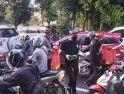 Barisan Pemuda Melayu Kalbar Bagikan 4.000 Takjil Kepada Pengendara Motor di Pontianak