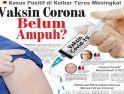 Kasus Positif di Kalbar Terus Meningkat, Vaksin Corona Belum Ampuh?