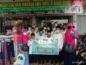 Jelang Idul Fitri, YBM PLN Kalbar Ajak Anak-anak Yatim dan Dhuafa Belanja Baju Lebaran
