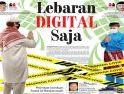 Lebaran Digital Saja, Pemerintah Larang Open House