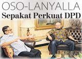 Photo of OSO-LaNyalla Sepakat Perkuat DPD