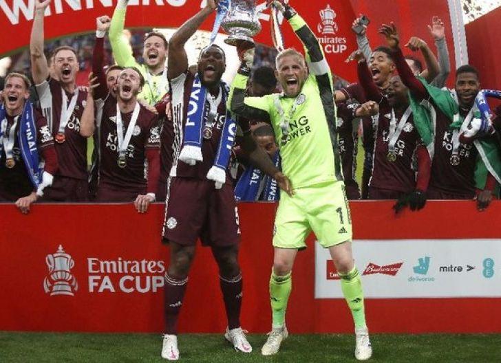 Photo of Kalahkan Chelsea 1-0, The Foxes Juara Baru Piala FA