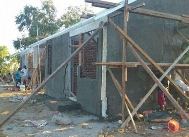 Photo of Seribu Unit Rumah Korban Bencana Banjir di NTT Rampung September 2021