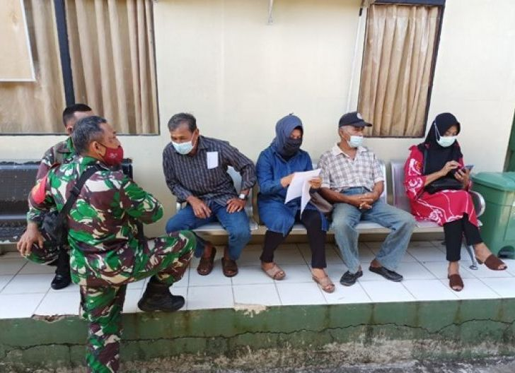 Photo of Kodim 1207/BS Fasilitasi Suntik Vaksin Untuk Purnawirawan/warakawuri