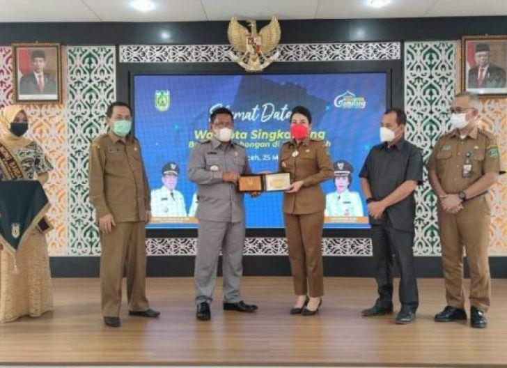 Photo of Pemkot Singkawang Belajar Konsep Kota Pusaka di Banda Aceh