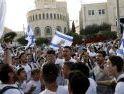 Jelang Pawai Yahudi di Kota Tua Yerusalem, AS Wanti-wanti Israel dan Palestina