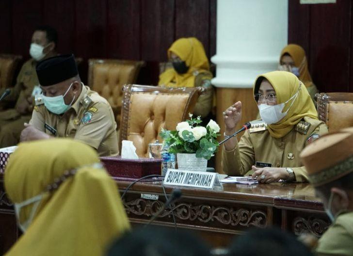 Photo of Dengarkan Masukan dan Perkuat Koordinasi, Pemkab Gelar Rakor Penyelenggaraan Pemerintahan Desa