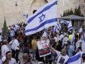 Pekik 'Matilah Arab' dan 'Bennett Pembohong' di Pawai Yahudi