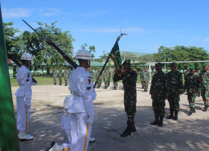Photo of 43 Prajurit Terbaik Gardatama Yudha Pindah Satuan Teritorial