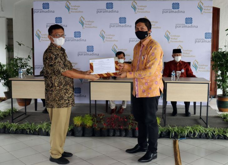 Photo of Jusuf Kalla Resmikan Lembaga Wakaf Paramadina: Langkah Awal Wakaf Produktif