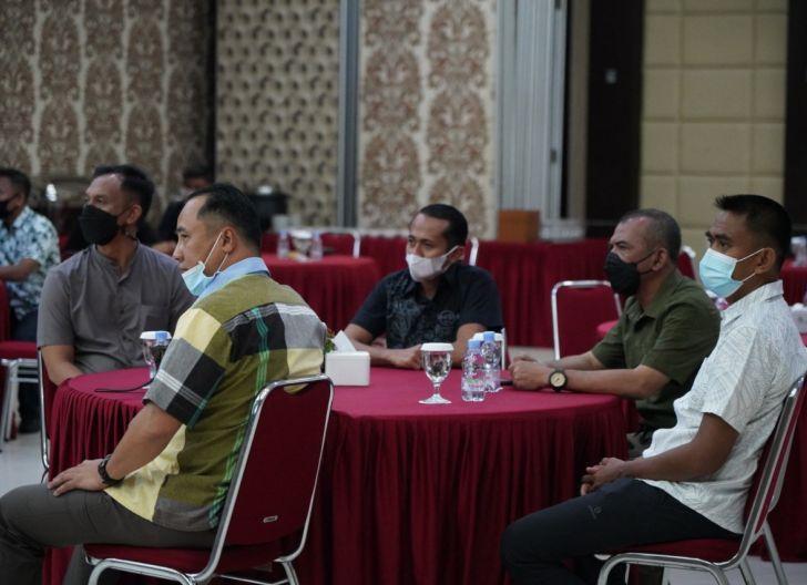 Photo of Perkuat Tali Persaudaraan, Korem 121/Abw Silaturahmi dengan Tentara Diraja Malaysia