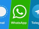 Signal atau Telegram, Pilihan Aplikasi Selain WhatsApp