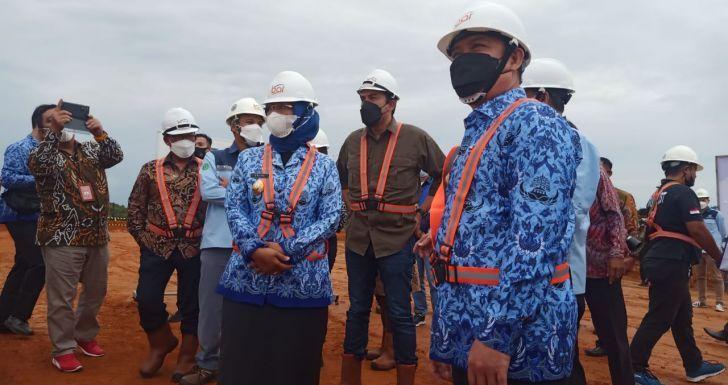 Komisi VII DPR RI Kunjungi Mempawah, Dukung PT BAI Percepat Pembangunan Smelter