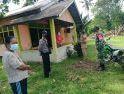 Patroli Tracing Covid-19, Babinsa Singkawang Selatan Tunjukkan Peran Utama