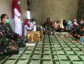 Tim Kesehatan XII/Tanjungpura Gelar Posyandu Lansia di Lokasi TMMD Ke-111 Kodim 1207/Pontianak