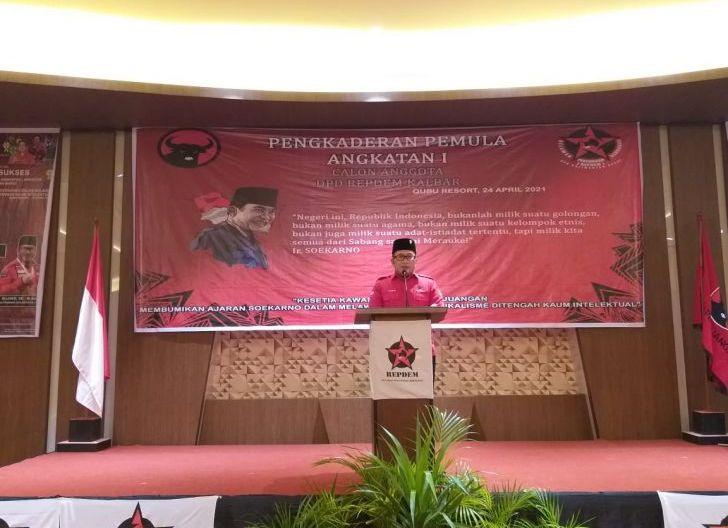 Photo of DPC PDI Perjuangan Usulkan Sujiwo Jadi Cabup 2024