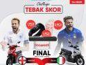 Semarak Kuis Tebak Skor Final Piala Eropa 2021, Italia vs Inggris dari Astra Motor Kalbar
