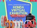 Gebyar Pameran Virtual Honda Kalbar Sediakan Discont AHM Oil