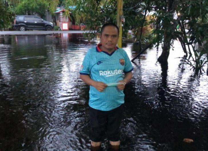 Photo of Wabup Imbau Masyarakat Kayong Utara Jangan Dirikan Bangunan di Atas Saluran Air
