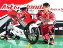 Geber Honda NSF250R Target Juara Pembalap AHRT di CEV Moto3