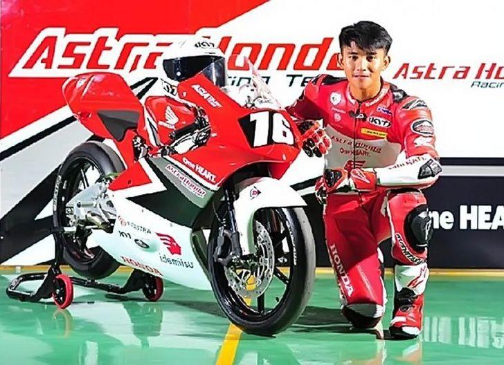 Photo of Geber Honda NSF250R Target Juara Pembalap AHRT di CEV Moto3