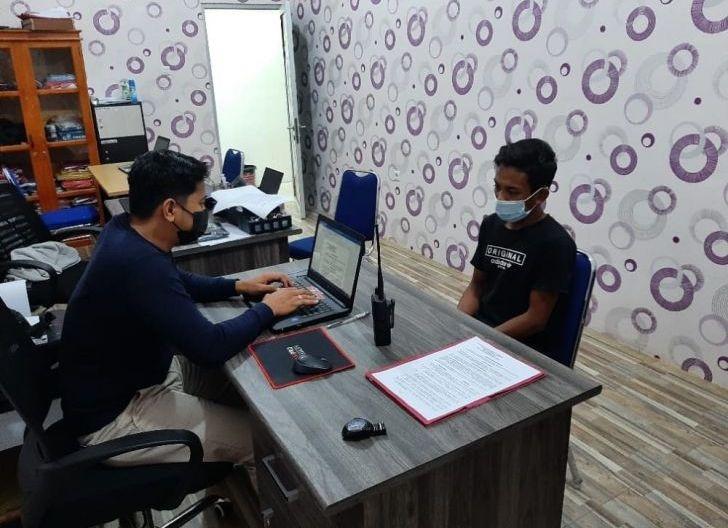Photo of Diduga Langgar UU ITE, MWR Diamankan Polisi