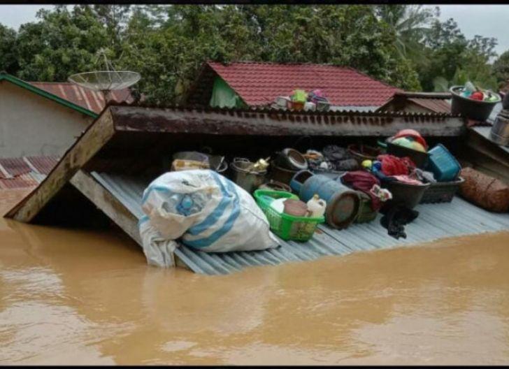 Photo of BNPB : Waspadai Dampak Curah Hujan 20-22 Juli di Wilayah Kalbar