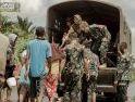 Bantu Kesulitan Rakyat, Yonkav 12/BC Kerahkan Personel Evakuasi Warga Terdampak Banjir